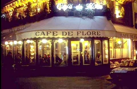 Paris Cafe's